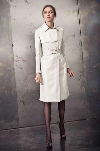 Geometric-Cut Couture