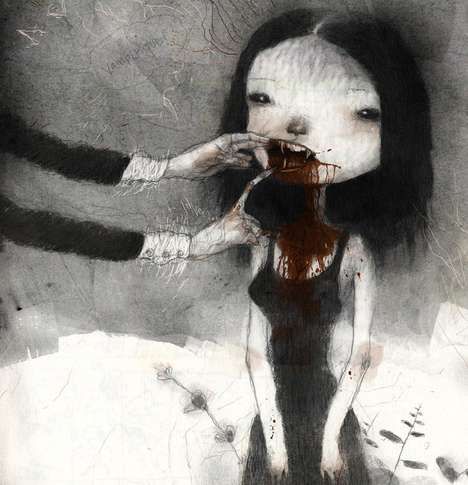 Morbid Bobblehead Beauties