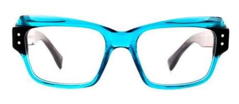 Aqua Retro Eyewear