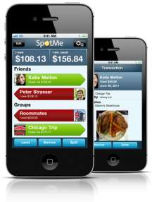 Spotme is an App to Help You Get Your Money Back