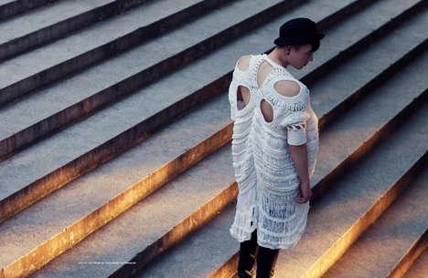 Urban Knit Cutouts