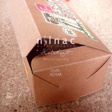 Customized Recycled Boxes - Nilna Crafts Presents Unique Designs