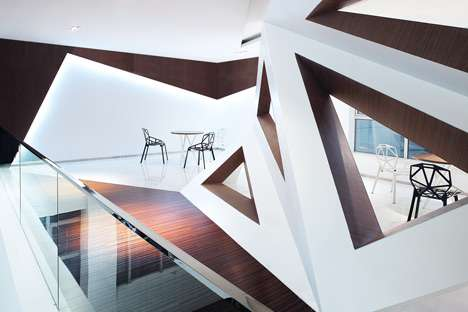 Dynamic Geometry Coffee Shops