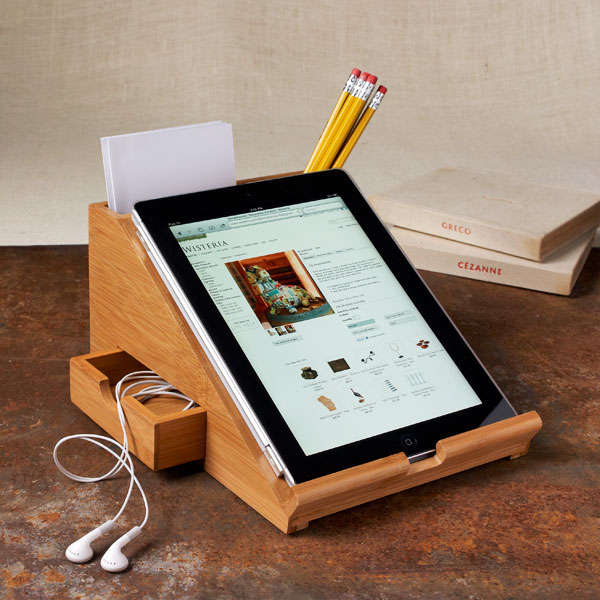 83 ingenious gadget holders for Organiser un stand