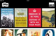Propaganda Poster Apps - Relive History With Imperial War Museum 'Great British Posters'