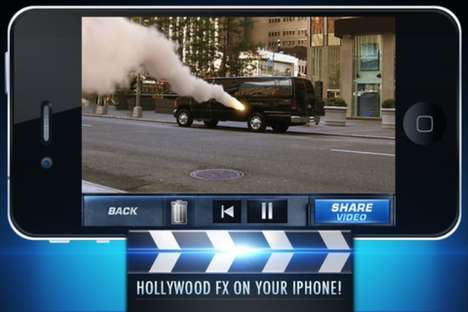 Special Effect Smartphone Apps