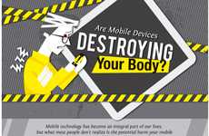 Unhealthy Cell Phone Facts