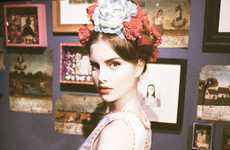 Exotic Flower-Child Editorials