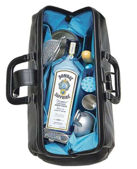 Convenient Gin Carryalls