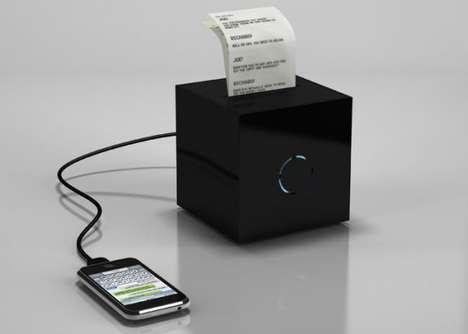 Electronic Conversation Printers