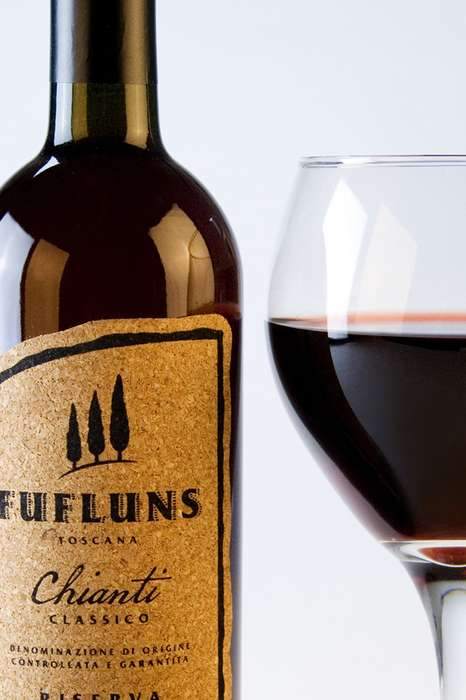 Chris Ferrante Gives a Nod to Tradition with His Fufluns Wine Packaging