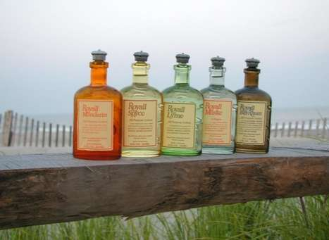 Apothecary Tropical Toiletries