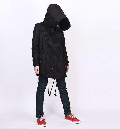 Luxuriously Layered Menswear
