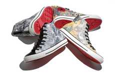 Chinese New Year High Tops