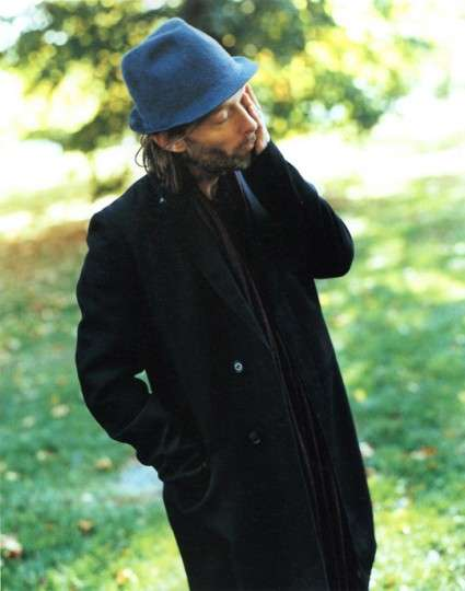 Bohemian Winter Lookbooks - Thom Yorke for Huge Magazine Brings Comfort and Ease to Winter Wear