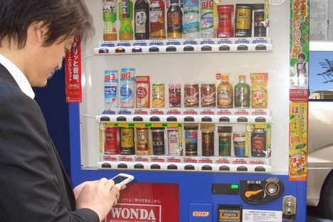 Internet-Enabled Soda Dispensers