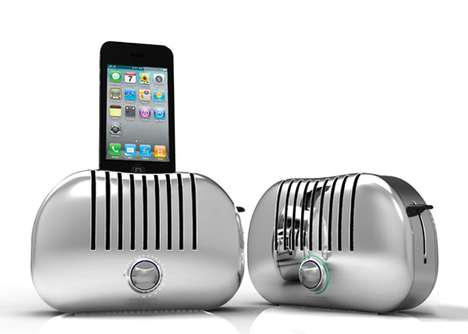 Toaster Speaker Systems