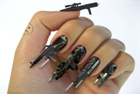Sharp Shooter Manicures