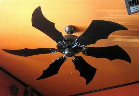 Dark Knight Ceiling Propellers