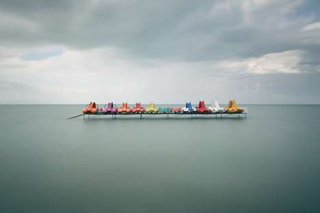 Minimalist Waterscape Captures