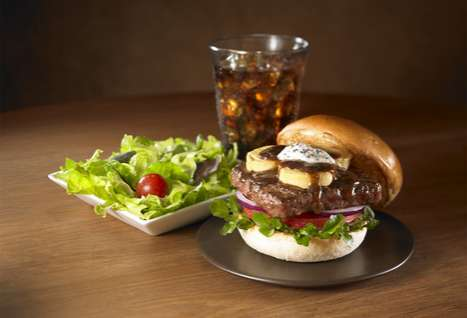 Luxury Fast Food Meals - The Wendy's $16 Foie Gras Burger Hopes to Entice Mature Customers