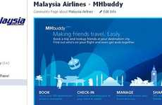 Social Media Trip Engagers - The 'MHbuddy' App Let's You Share Travel Plans with Facebook Friends