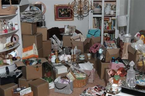 Pathological Hoarder Dollhouses