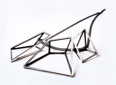 Architecture-Inspired Jewelry