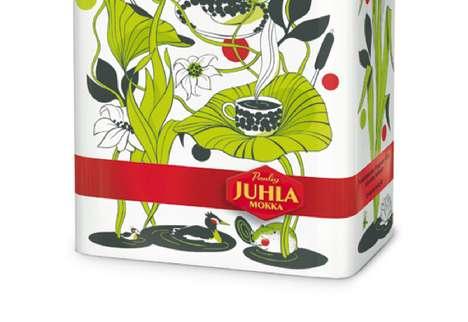 Embellished Botanical Branding