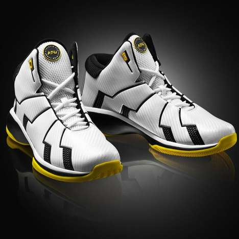 Courtside Futuristic Footwear