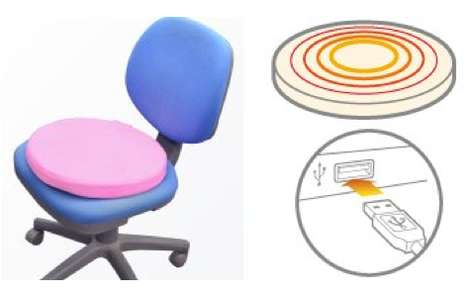 PC-Warmed Seating