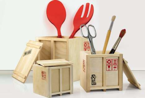 Cargo Culinary Containers