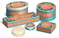 Ornate Cosmetic Packaging