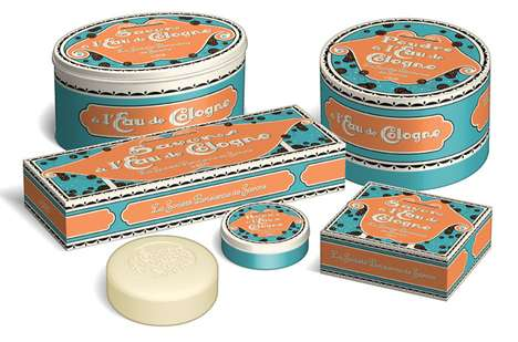 Ornate Cosmetic Packaging - Daniel Pelavin Crafts Lavish Vintage-Inspire Containers