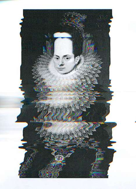 Scanned Shakespearean Distortions