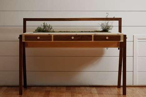 Built-In Garden Furniture