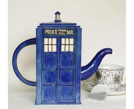 66 Terrific Teapots
