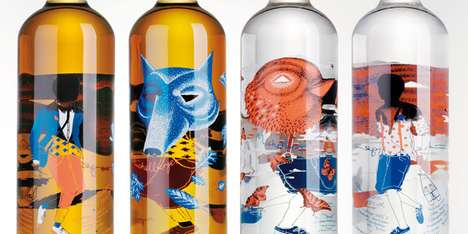 Michelberger Booze Enchants with Fairytale-Inspired Packaging