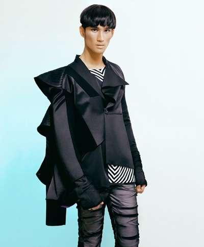 Architectural Origami Menswear