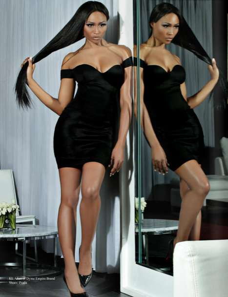Reality Star Supermodel Shoots