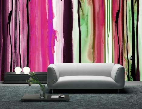 Colorful Melting Home Decor