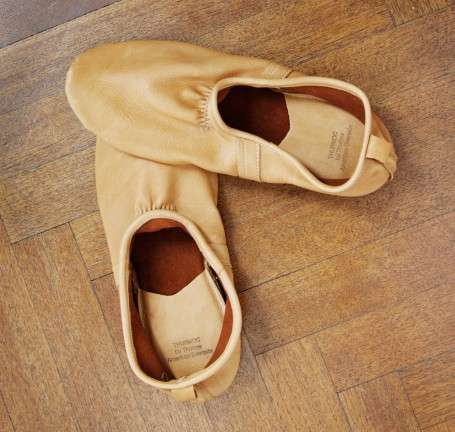 The Thurlow Thurmocs Deerskin Slippers Heat Up in Cooler Weather