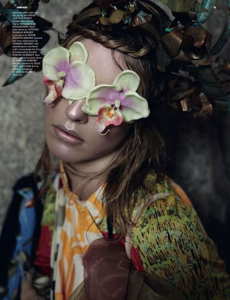 Fresh Floral Editorials