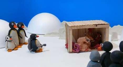 Plasticine Penguin Horrors