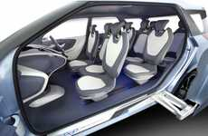 Honeycomb Concept Cars