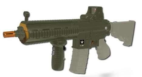 Realistic Gaming Rifles
