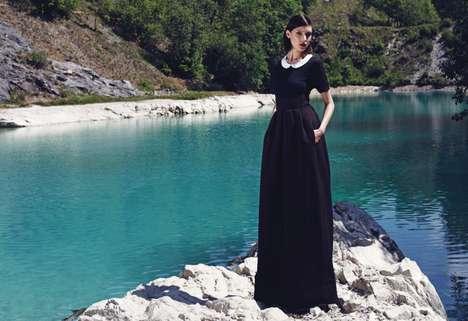 Gothic Lakeside Shoots