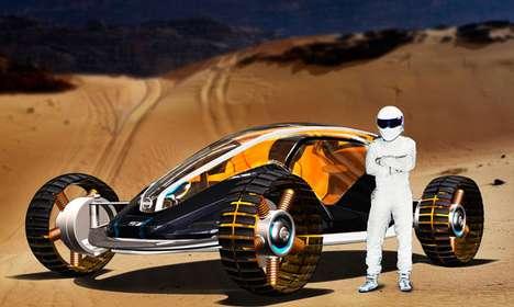 Fierce Feline Concept Cars