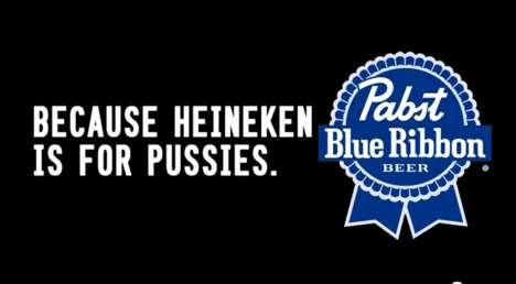 Profane Beer Commercials