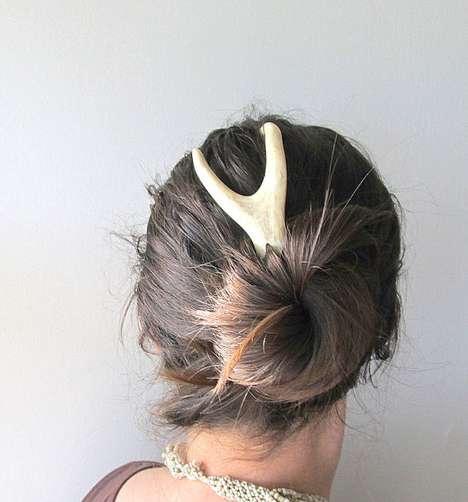 Adorable Antler Hairpieces